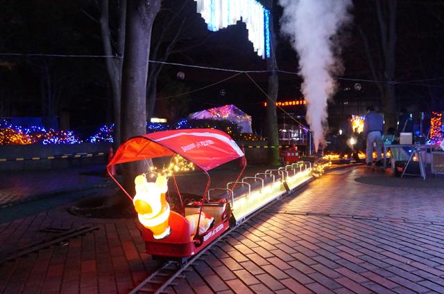 C56 クリスマスイルミネーショントレイン