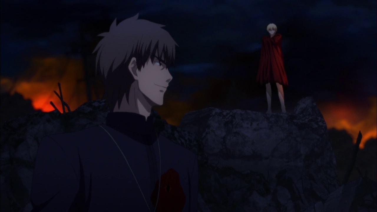 バカじゃないの Fate/Zero 第25話キャプまとめ