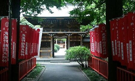 武蔵野稲荷神社1