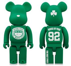 HOUSE OF PAIN BE@RBRICK 400%