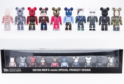ISETAN MEN'S meets SPECIAL PRODUCT DESIGN BE@RBRICK
