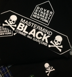 Mastermind x Black CDG x DSMNY