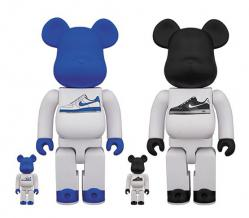 LUNAR FORCE 1 BE@RBRICK 100%&400%