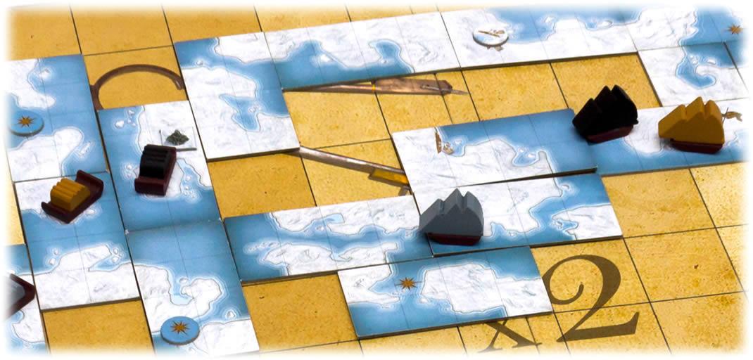 北西航路探検:近影