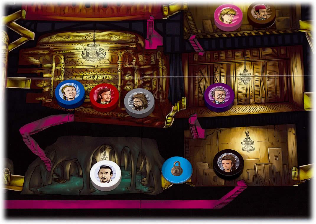 オペラ座の怪人:犯行可否の判定