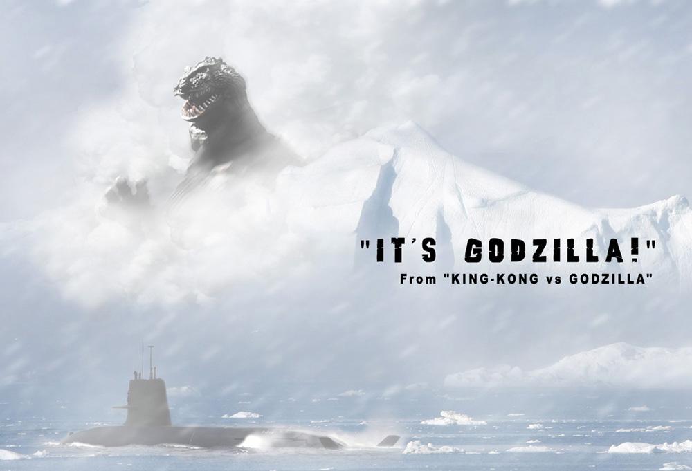 【デジラマ】Godzilla's Resurrection
