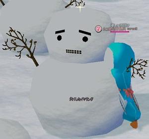 雪だるま 新・女神降臨 G1 クリアイベント 26