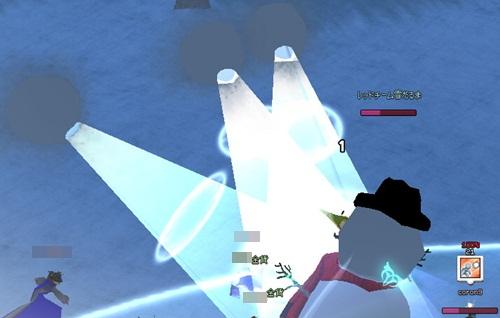 不思議な雪のかたまり 雪合戦 ダンバートン 65