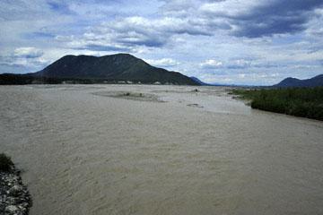 blog 139 After Burwash Landing, White River flows into Yukon River, Yukon, Canada_DSC0240-6.24.12 (1)