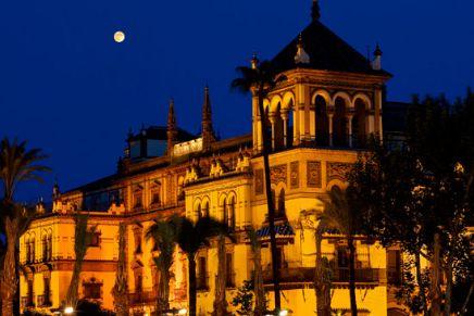 イスラム様式のホテル アルフォンゾ