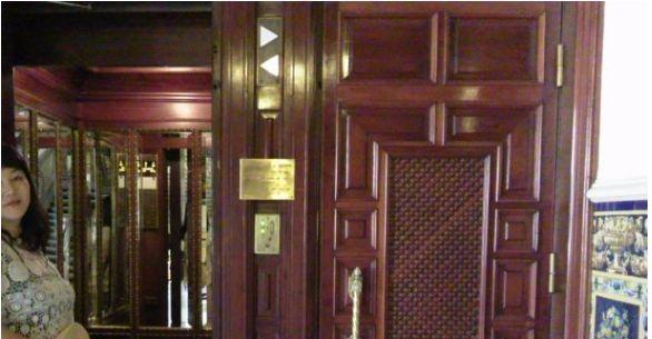 アルフォンソエレベーター