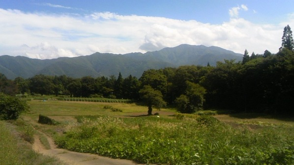 磐梯の風景