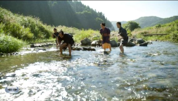 会津の山河は本当に綺麗